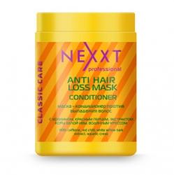 Nexxt Professional Anti Hair Loss Mask-Conditioner - Маска-кондиционер против выпадения волос, 1000 мл