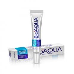 Bioaqua Pure Skin - Крем концентрированный от прыщей и акне для точечного применения, 30 мл