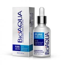Bioaqua Pure Skin - Сыворотка от акне, 30 мл