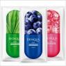Bioaqua Cherry Jelly Mask - Маска ночная для лица с экстрактом вишни, 8 г