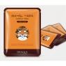 Bioaqua Animal Face Tiger - Маска для лица питательная с экстрактом красного женьшеня, 30 г