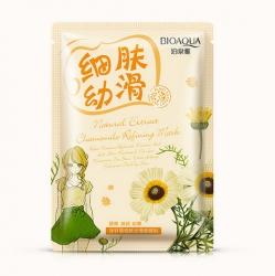 Bioaqua Natural Extract - Маска очищающая с экстрактом ромашки, 30 г