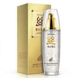 Bioaqua Silk Protein - Тонер с гиалуроновой кислотой и с протеинами шелка, 100 мл