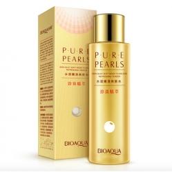 Bioaqua Pure Pearls - Увлажняющий лосьон Pure Pearls, 120 мл