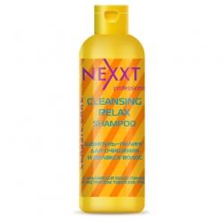 Nexxt Professional Cleansing Relax Shampoo - Шампунь-пилинг Детокс волос, 1000 мл