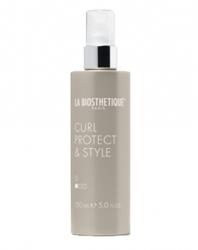 La Biosthetique Curl Protect & Style - Термоактивный спрей для укладки и защиты кудрей, 150 мл