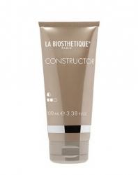 La Biosthetique Constructor - Текстурирующая стайлинг-паста для подвижной сильной фиксации, 100 мл