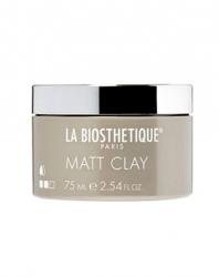La Biosthetique Matt Clay - Структурирующая и моделирующая паста для матовых образов, 75 мл