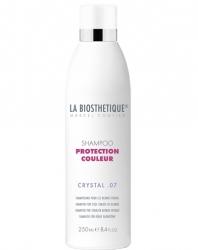 La Biosthetique Shampoo Protection Couleur Crystal 07 - Шампунь для окрашенных волос (холодные оттенки блонда), 250 мл