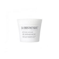 La Biosthetique Anti-Age Vie Intense Riche Creme -  Энергонасыщающий восстанавливающий крем для очень сухой кожи, 50 мл