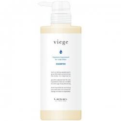 LebeL Viege Shampoo - Шампунь восстанавливающий для волос и кожи головы 600 мл