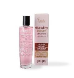 Echos Line Discipline Serum - Разглаживающая сыворотка для придания блеска волос,100 мл