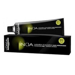 L'Oreal Professionnel Inoa - Краска для волос, 3.15 Очень темный шатен пепельно-красный 60 мл