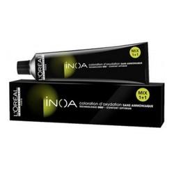 L'Oreal Professionnel Inoa - Краска для волос, 6.18 темный блондин пепельный мокка 60 мл