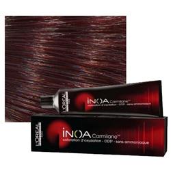 L'Oreal Professionnel Inoa - Краска для волос, Кармилан 5.62 60 мл
