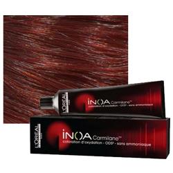 L'Oreal Professionnel Inoa - Краска для волос, Кармилан 6.66 60 мл