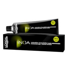 L'Oreal Professionnel Inoa - Краска для волос, 8.11 светлый блондин интенсивный пепельный 60 мл
