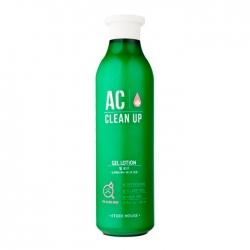 Etude House AC Clean Up Gel Lotion - Лечебный лосьон для проблемной кожи с акне 200 мл