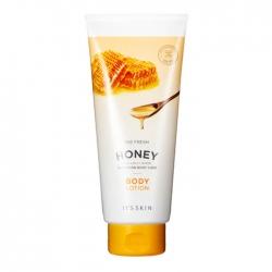 It's Skin The Fresh Honey Body Lotion - Лосьон для тела Питательный с экстрактом мёда, 250 мл