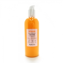 FarmStay Vitamin Daily Perfume Body Lotion - Лосьон парфюмированный для тела с витаминами, 330 мл