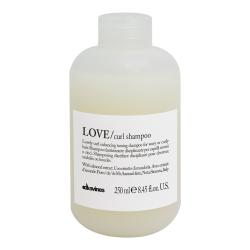 Davines Love Curl Shampoo - Шампунь для усиления завитка, 250 мл