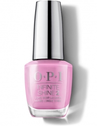 OPI Infinite Shine - Лак для ногтей Lucky Lucky Lavender, 15 мл