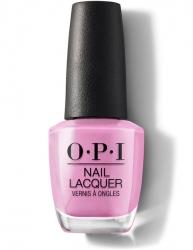 OPI - Лак для ногтей Lucky Lucky Lavender 15 мл