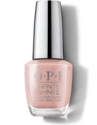OPI Peru Infinite Shine - Лак для ногтей Machu Peach-u, 15 мл