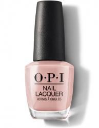 OPI Peru - Лак для ногтей Machu Peach-u, 15 мл