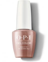 OPI Lisbon Gel Color - Гель-Лак для ногтей Made It To the Seventh Hill!, 15 мл