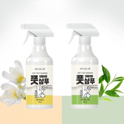 Welcos Around Me Soft  Foot Shampoo Moringa - Шампунь для ног с экстрактом моринги, 500 мл