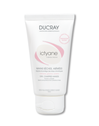 Ducray Ictyane - Иктиан Крем для рук, 50  мл