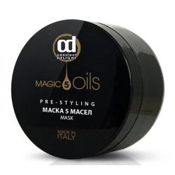 Constant Delight 5 Magic Oil - Маска 5 Масел, 500 мл