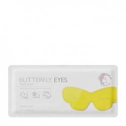It's Skin Butterfly Eyes Mask Sheet - Маска для глаз Увлажняющая с коллагеном, 8 мл