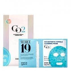 Esthetic House CO2 Esthetic Formular Carboxy Mask Sheet - Маска для карбокситерапии