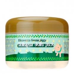 Elizavecca Green Piggy Collagen Jella Pack - Маска для лица коллагеновая, 100г