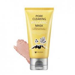 Mizon Pore Clearing Volcanic Mask - Маска для очищения пор с вулканическим пеплом, 80 мл