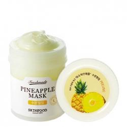 Skinfood Freshmade Pineapple Mask - Маска для лица с экстрактом свежего ананаса, 90 мл