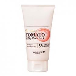 Skinfood Premium Tomato Milky Face Pack - Маска для лица с экстрактом томата, 150 г