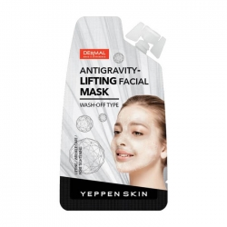 Dermal Yeppen Skin Antigravity Lifting Facial Mask - Маска для лица с лифтинг эффектом, 25 мл