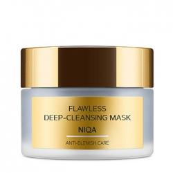 Zeitun Niqa Flawless Deep-Cleansing Mask - Детокс-маска для глубокого очищения лица, 50мл