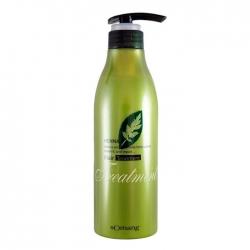 Flor de Man Henna Hair Treatment Hair Pack - Маска для волос Восстанавливающая на основе лавсонии и керамидов, 500 мл