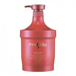 Flor de Man Redflo Camellia Hair Treatment - Маска с камелией и кератином для бережного ухода за волосами, 1000 мл