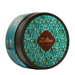 Zeitun Ritual of Freshness Hair Mask - Маска для свежести волос и кожи головы с зелёным чаем и био-серой, 200мл