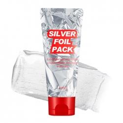 A'Pieu Silver Foil Pack - Маска-фольга Серебряная, 60 мл
