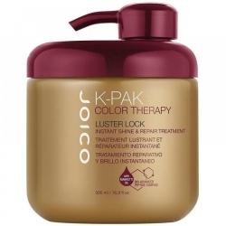 """Joico K-PAK CT Luster Lock - Маска """"Сияние цвета"""" для поврежденных окрашенных волос, 500 мл"""