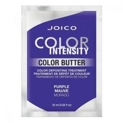 Joico Color Butter Purple - Маска тонирующая с интенсивным фиолетовым пигментом (саше), 20 мл