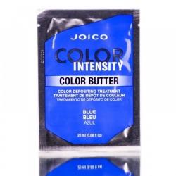Joico Color Butter Blue - Маска тонирующая с интенсивным голубым пигментом (саше), 20 мл