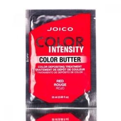 Joico Color Butter Red - Маска тонирующая с интенсивным красным пигментом (саше), 20 мл