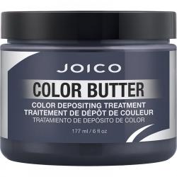 Joico Color Butter Titanium - Маска тонирующая с интенсивным серым пигментом, 177 мл